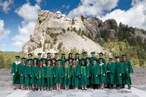 Hill City School District South Dakota 2016 graduation class
