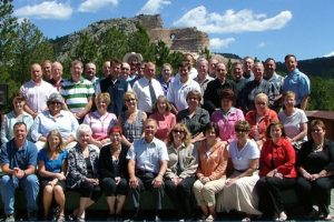 Group photo from FLISA meeting in Custer South Dakota